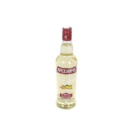 Vodka Arsenitch Membrillo 40% 0.5L
