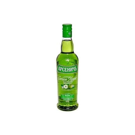 Vodka Arsenitch Manzana 40% 0.5L
