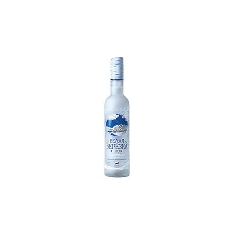 Vodka Belaya Berezka 40% 0.5L