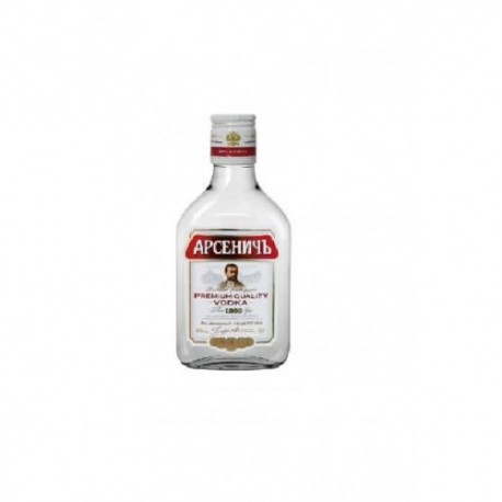 Vodka Arsenitch 40% 0.35L