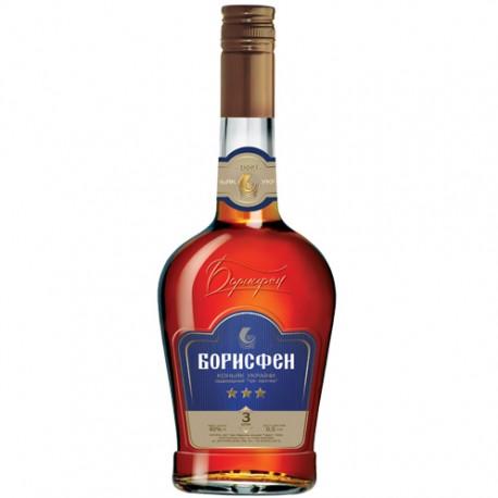 Brandy Tavria 3* Borisfen 40% 0.5l