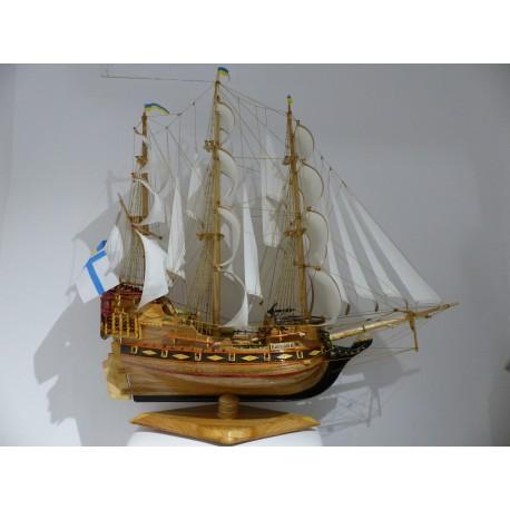 Barco de madera de coleccion