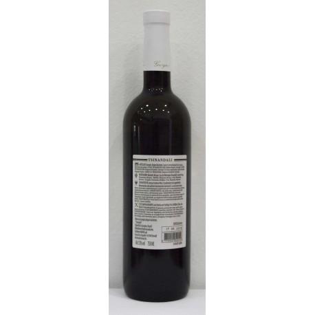 Vino de Georgia Tsinandaly Blanco 2013, seco 0.75l